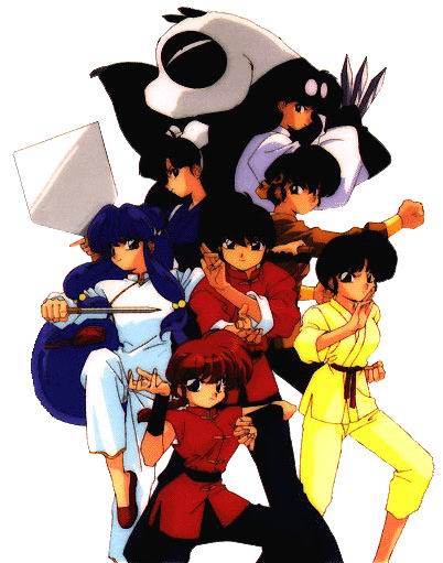 Anime Ranma 1/2 info,imagenes y videos